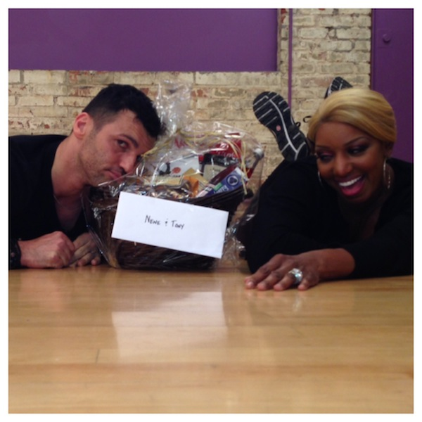 Housewives of atlanta nene leakes dancing with the stars round up