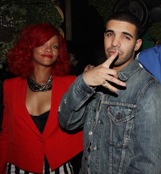 Rihanna och drake dating 2014