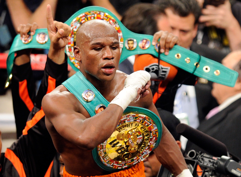 Mayweather nunca ha enfrentado a un boxeador como Pacquiao