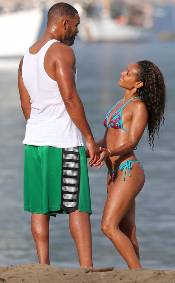 Will Smith Jada Pinkett Smith Open Marriage Gay Nor