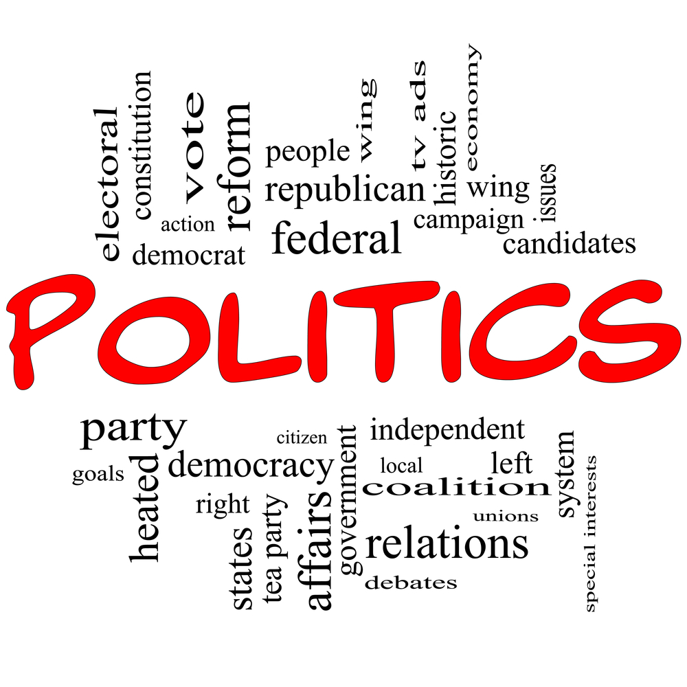 article on criminalisation of politics in