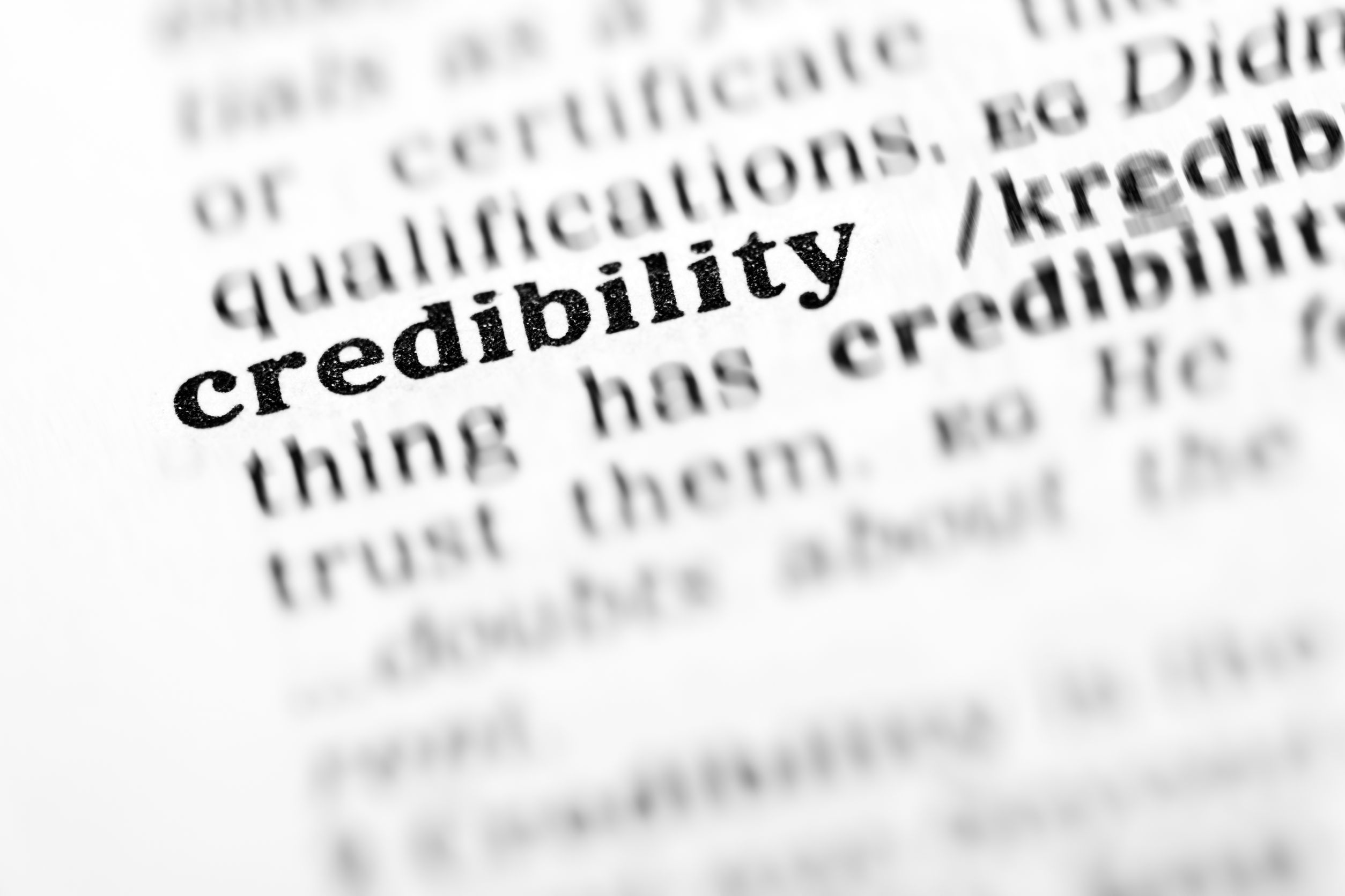 gain credibility as a writer Page: evaluating the credibility of your sources - remember, your use of sources is a means of supporting the argument you make this means that the sources you reference need to be credible.