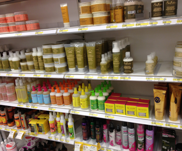 Natural Hair Care Products At Target