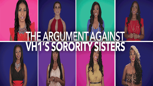 Sorority sisters test thy trust by hazing the young teen pledges za
