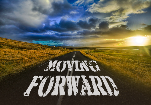 Moving forward after death of spouse