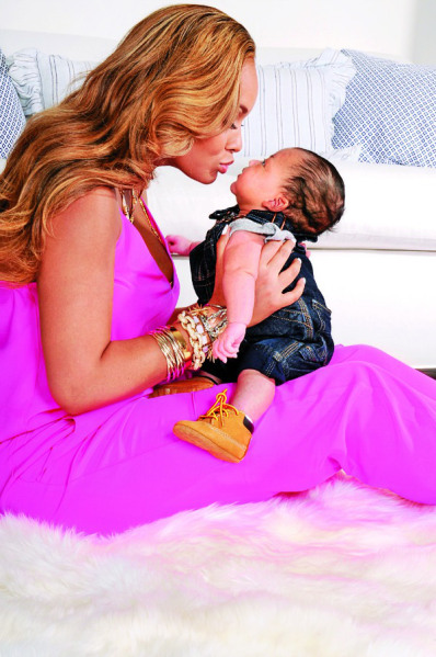 Evelyn Lozada Baby Son Completed His First 1 Year Thyblackman