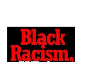 BlackRacism-2015