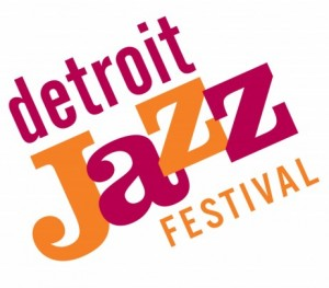1Detroit Jazz Festival Logo