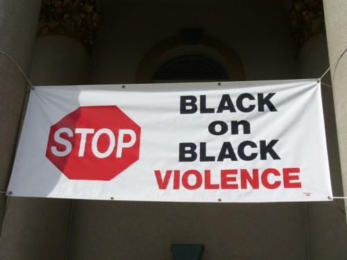 Black on black crime pics 33