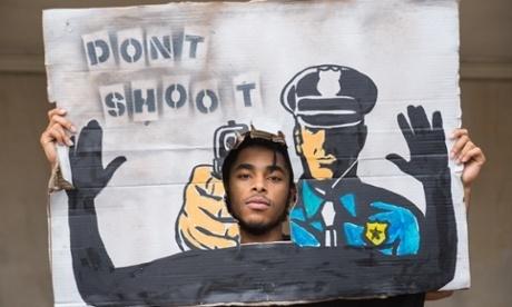 Blackdude Cop