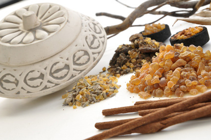 what are frankincense and myrrh