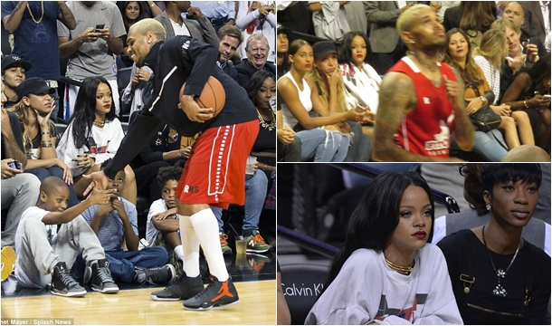 rihanna and chris brown relationship 2014 world