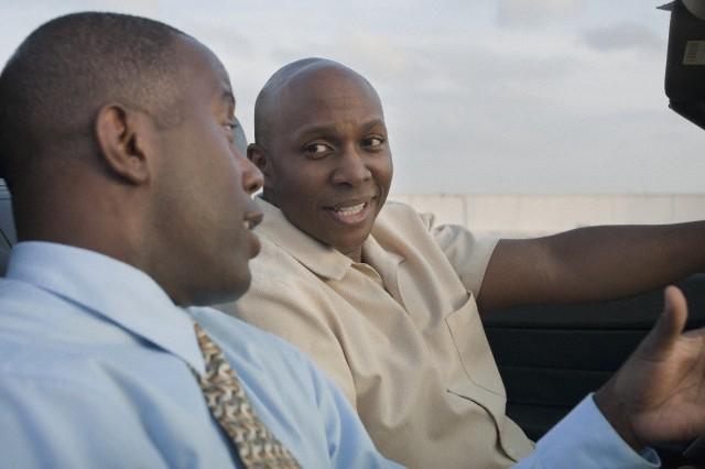 black men talking 2021