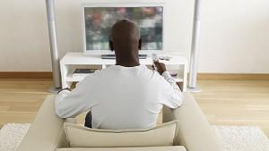 BlackMan-House-TV