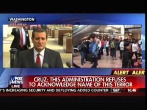 Ted Cruz Brussels Fox News