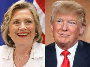 2016-Hillary-DonaldTrump