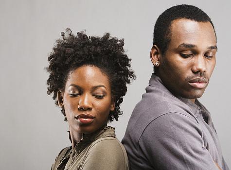 black man black woman 2021
