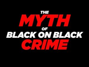 "Shattering the Illusion of ""Black-on-Black"" Crime."