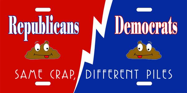 democrats republicans 2021