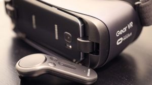 Samsung Gear VR Controller Completes & Strengthens The Virtual