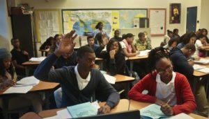 Black Education Decline In 2019.