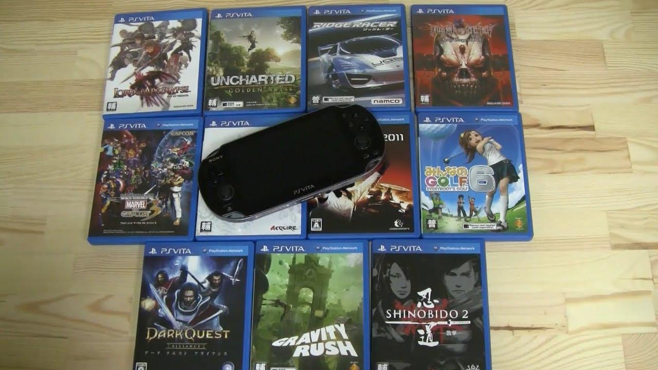 Sony Ps Vita Games : Ps vita games playstation plus free june