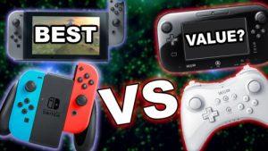 Nintendo Wii U vs Nintendo Switch: 2019 Games, Performance, User Experience.