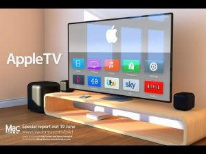 Apple TV – Replacing Traditional Broadcasting Model.