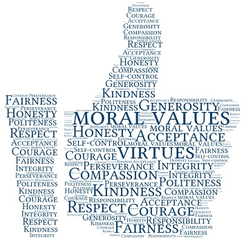 moral human spiritual values in children William damon, the moral child: nurturing children's natural moral in studying the value of a moral system of belief, such researchers look at how the human brain considers moral questions and wonder how much of that capacity is innate and how much has to be learned.