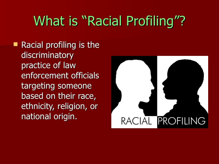 the importance of racial profiling in curbing crime Police force racial profiling by the police force s racial profiling bythe police force abstract this is a research essay in criminal justice field regarding.
