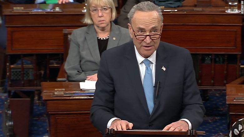 Democrats 'have come to their senses' on shutdown vote — Trump