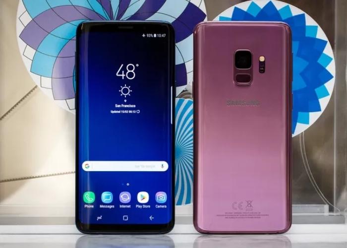 Samsung Galaxy S9 Kokemuksia