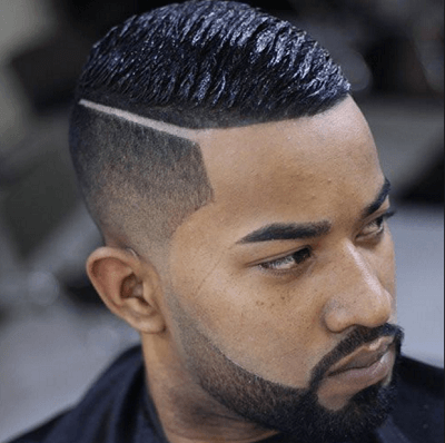 This haircut is a good option for those who like to stand out with their modern looks. It requires a bit more care given to one's ...