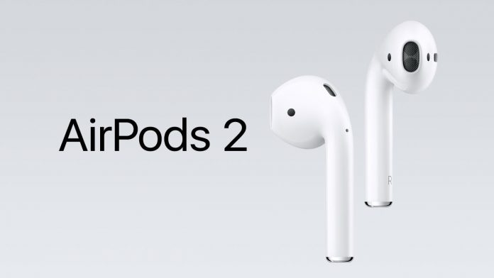 new apple airpods 2019