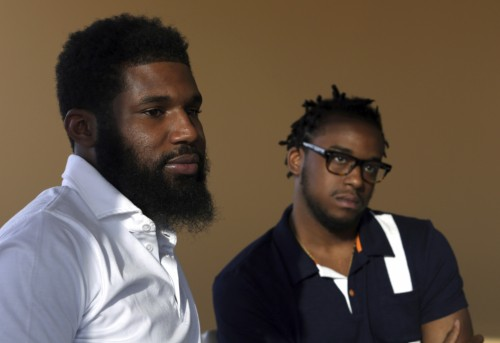 Black men arrested at Starbucks tell their story for the first time