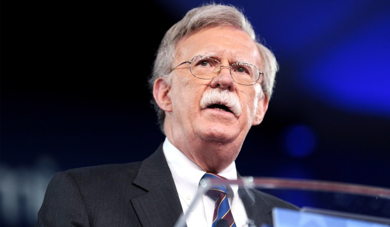 A third U.S. national security advisor has resigned since Bolton took over