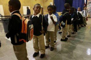 The Education Of Black Schoolchildren; Bigoted Superintendent Lynn Redden Must Be Watched.