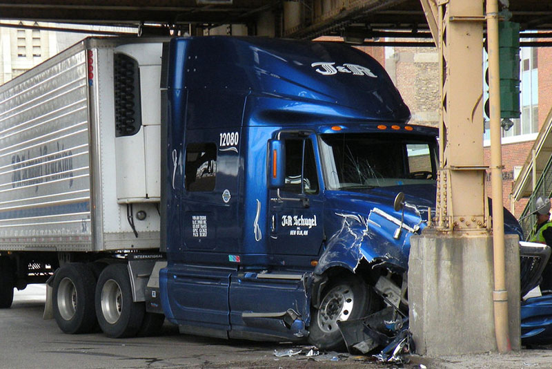 truck driver accident 2021