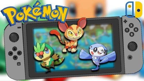 Nintendo 3ds Pokemon Games : New pokémon games are coming to nintendo switch this year and next