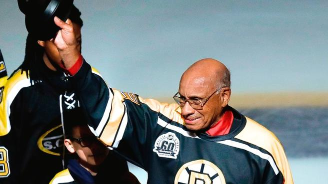 What took so long to get Willie O'Ree into the Hockey Hall ...