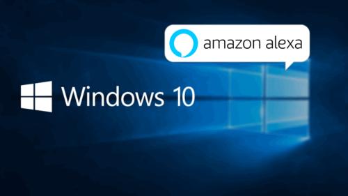 How to Use 'Alexa Cortana' On Windows 10 & Amazon Echo Speakers.