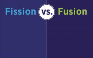 Identity Politics; Fission versus Fusion.