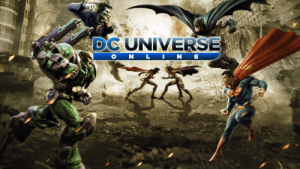 Did WB Just Confirm Upcoming DC Universe Games, Whoa?