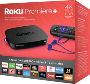 Roku Premiere Plus: Not The Best, But The Cheapest 4K Streaming Device.