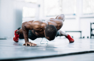 11 Health Benefits of those Push Ups, Exercising The Muscle Groups.