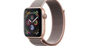 Apple 4 Series Watch – More Than Just Telling Time.