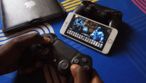 PS4 Games on the Apple iPhone are a Mess Unless You Buy an MFi Controller.