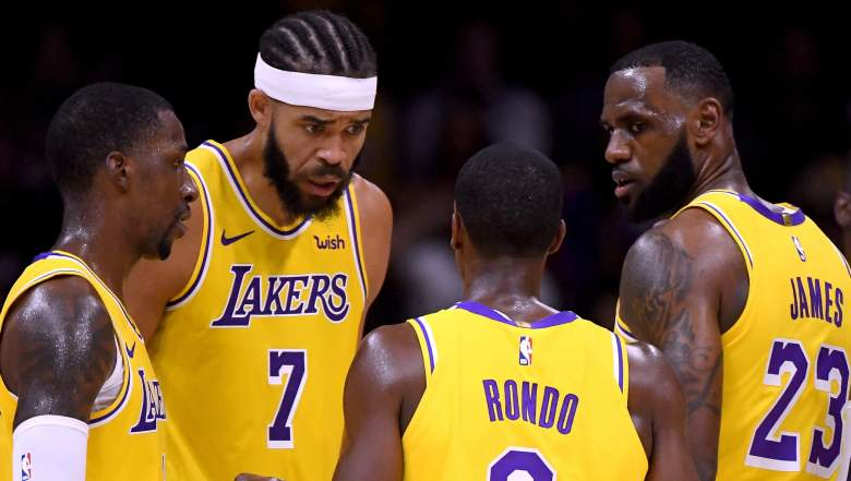 Who Is Responsible For The Lakers' Turmoil? LeBron James?