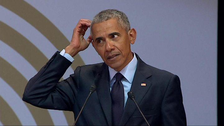 Barack Obama's third term starts in January -- tragically.