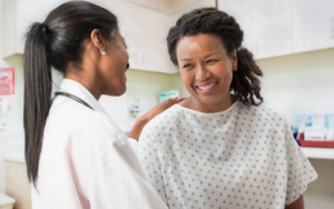 Studies Show that the Mortality Rate for Black Women with Cervical Cancer is Twice that of White Women.